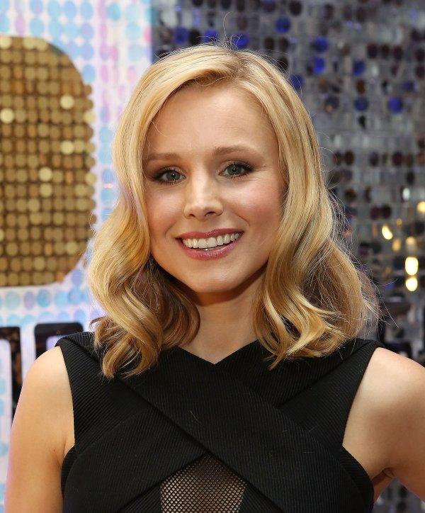 Kristen Bell 25 Springtime Blonde Shades Show Hairdresser Popsugar Beauty