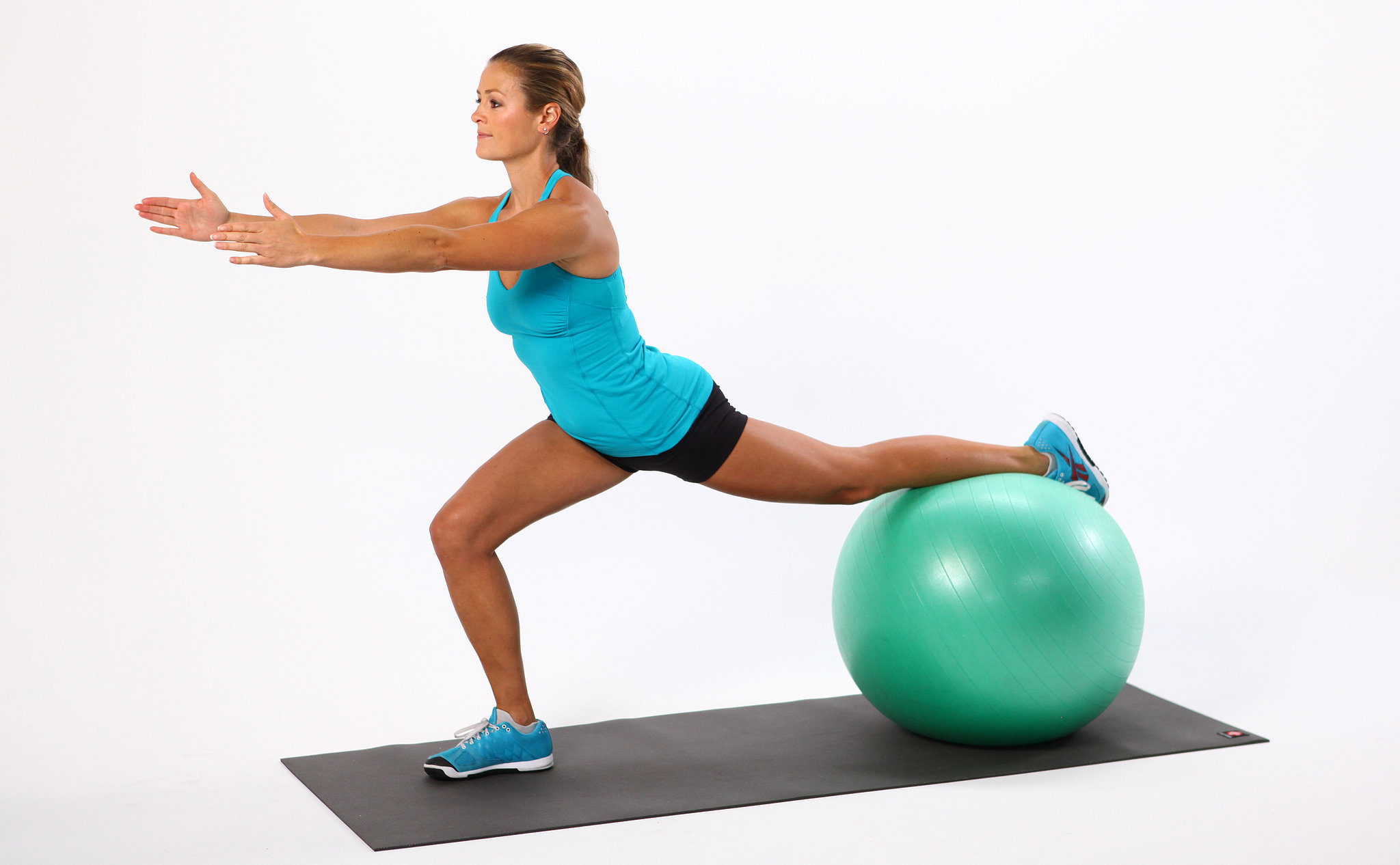 What Size Exercise Ball to Buy For Your Height  POPSUGAR