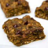 Pumpkin Protein Bar Recipe