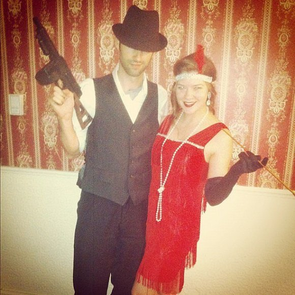 Flapper and Gangster