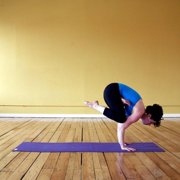 Advanced Yoga Poses Popsugar Fitness