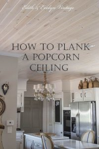 How to Get Rid of a Popcorn Ceiling