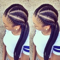 Ghana Braids | The Ultimate Guide to Summer Braids For ...
