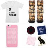 Rifornisca il fan di combustibile di Drake nella vostra vita con questi regali di festa di immaginazione