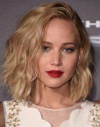 Jennifer Lawrence White Blonde Hair 2015 | POPSUGAR Beauty ...