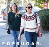 No, non state vedendo il doppio: Reese Witherspoon e Ava Phillippe sono 2 piselli in un baccello