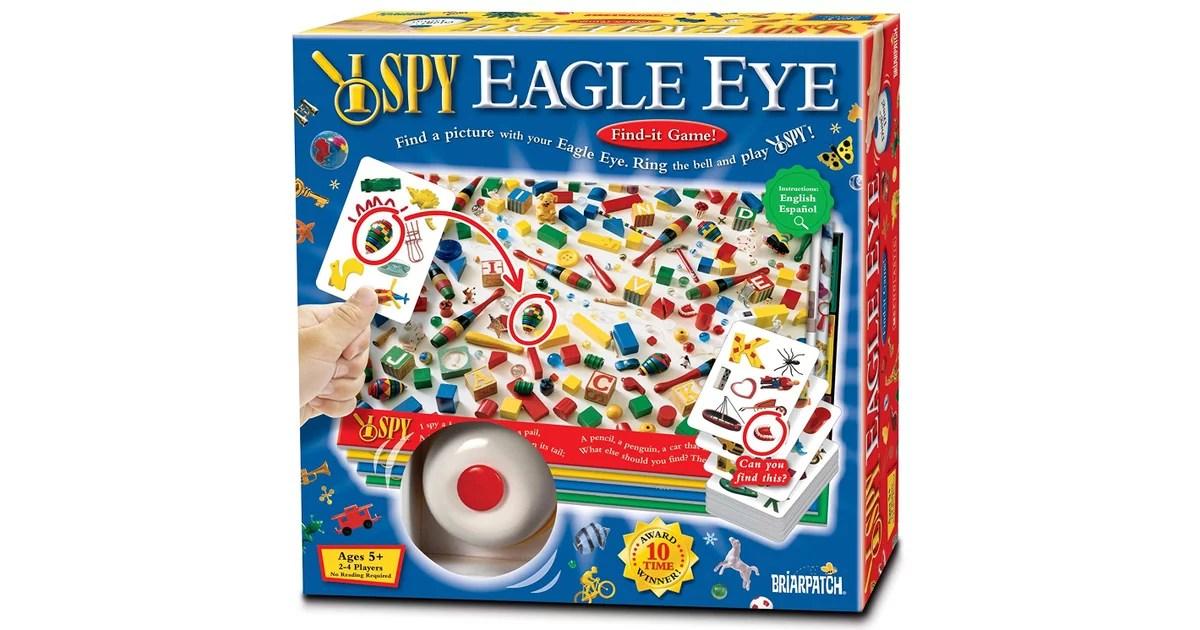 Briarpatch I Spy Eagle Eye Game