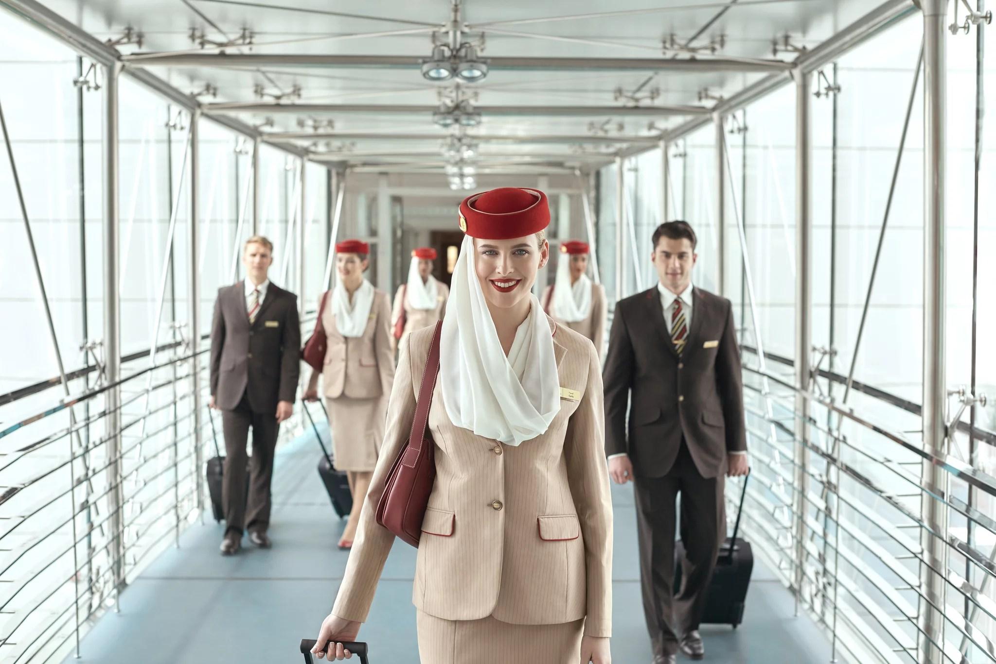 How to Get Emirates Cabin Crew Job  POPSUGAR Middle East Smart Living