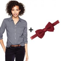How to Wear Bow Ties For Women | POPSUGAR Fashion