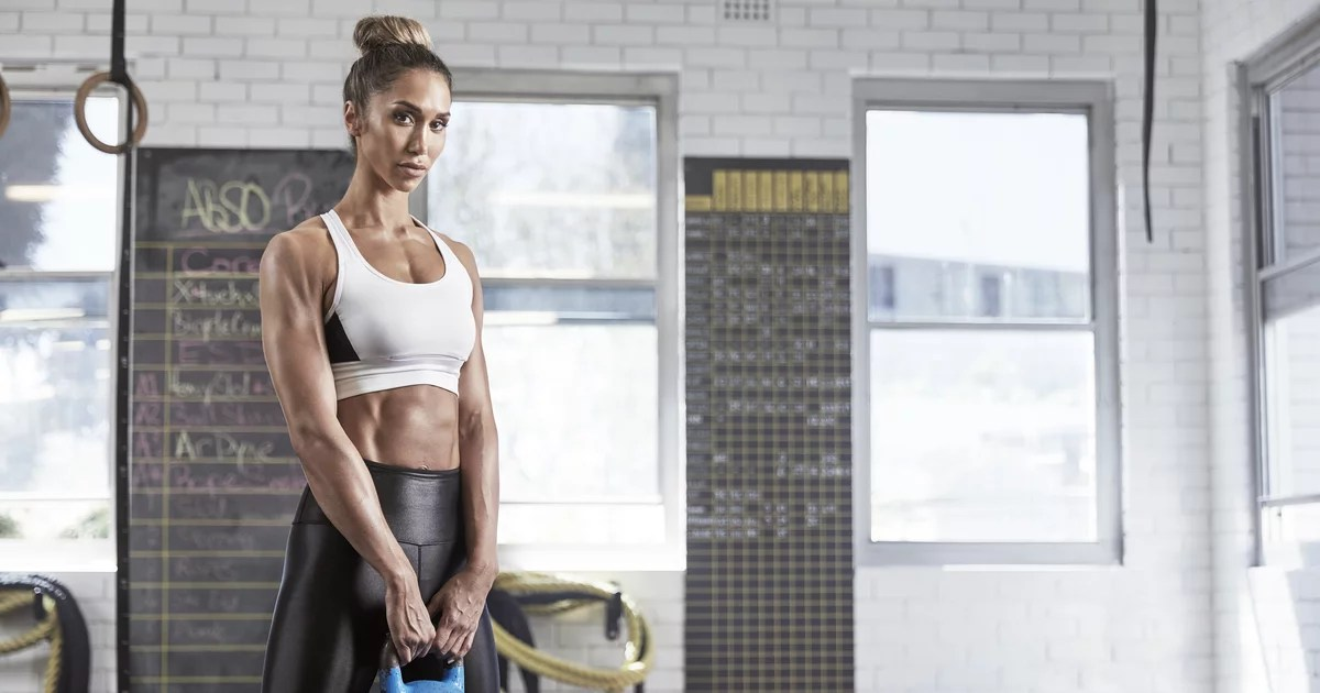 Get Ready to Break a Sweat With This 12-Minute Cardio and Strength HIIT Workout