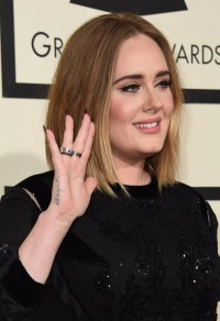 Adele Hair and Makeup at the 2016 Grammy Awards | POPSUGAR ...