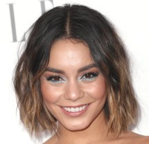 Venessa Hudgens Lob Hair Inspiration Celebrities