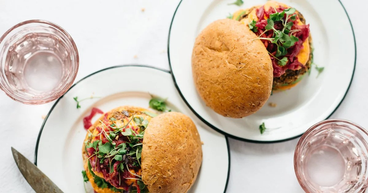 The Best Veggie Burger Recipes to Make at Home That Are Healthy and Flavorful