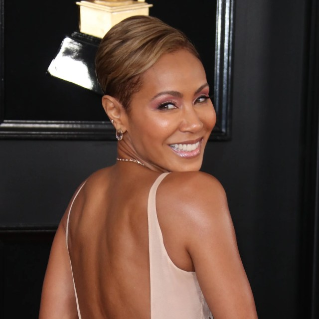 jada pinkett smith blonde march 2019 | popsugar beauty