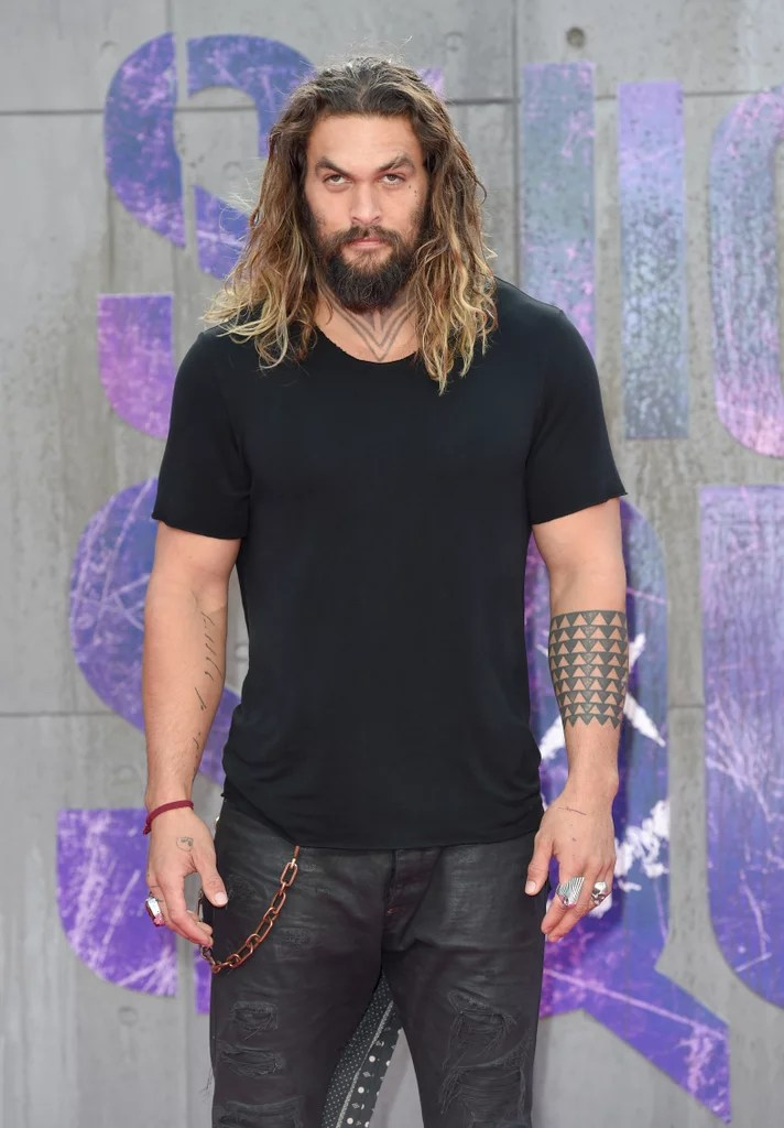 Aquaman Tattoos Real