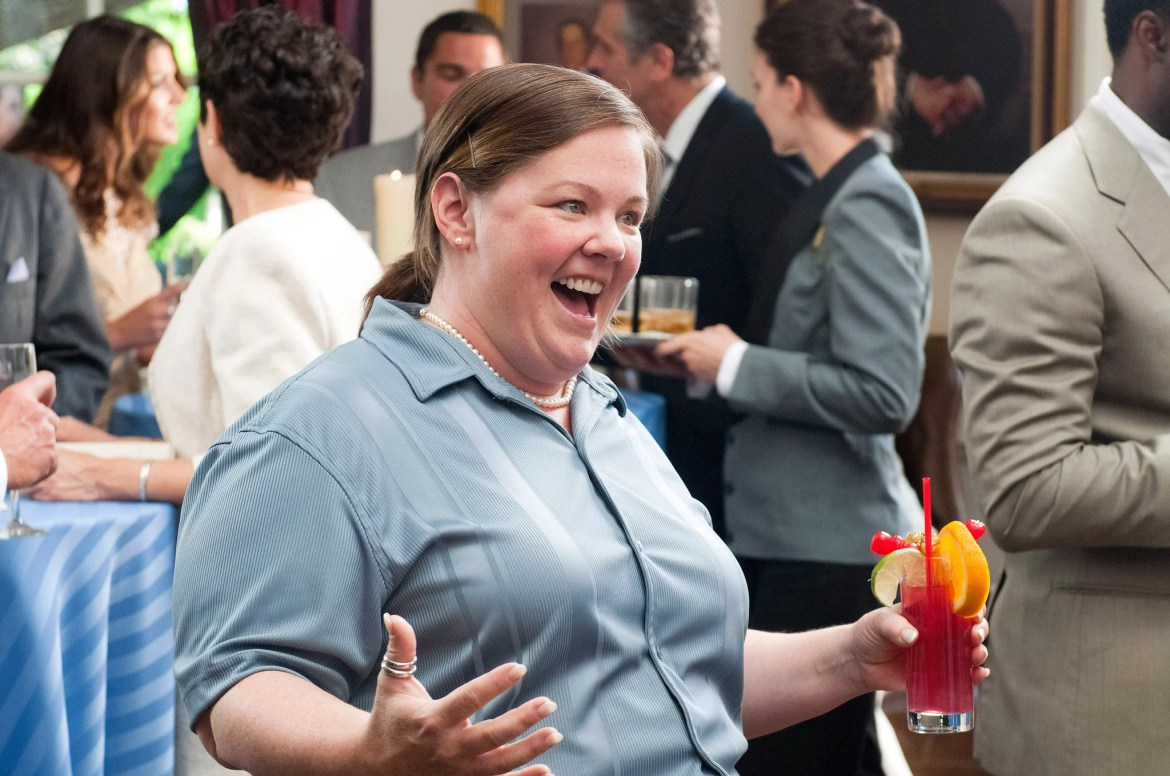 BRIDESMAIDS, Melissa McCarthy, 2011. ph: Suzanne Hanover/Universal Pictures/Courtesy Everett Collection