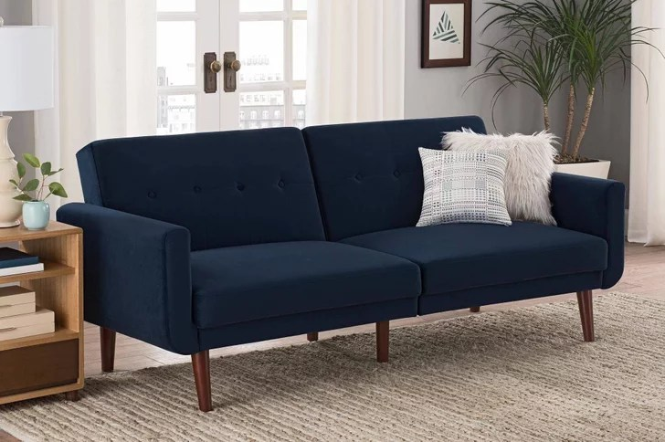 best futons from walmart popsugar home