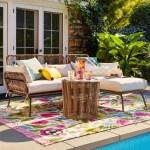 Best Wicker Outdoor Furniture Popsugar Home