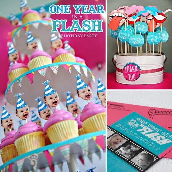 creative first birthday party