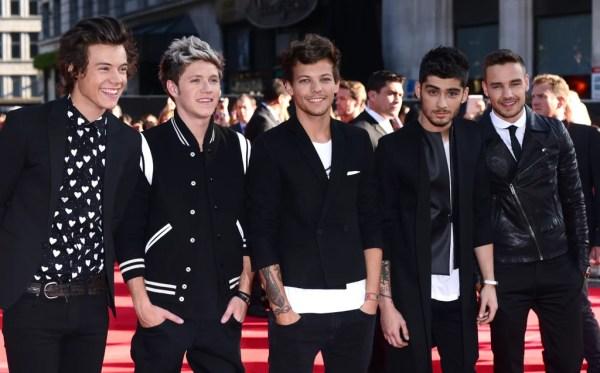One Direction Timeline POPSUGAR Celebrity