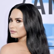 demi lovato long hair 2017
