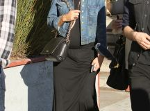 Pictures of Pregnant Rachel Zoe Shopping in LA With Joey ...
