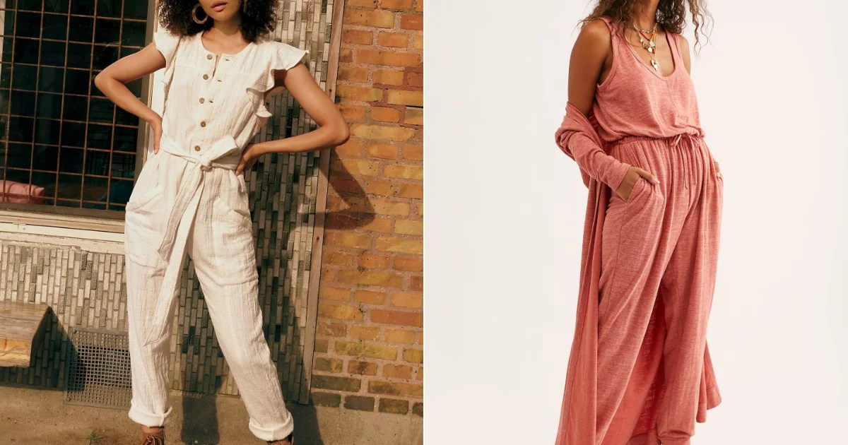 17 New Spring Jumpsuits Cute and Comfy Enough to Wear All Day, Every Day