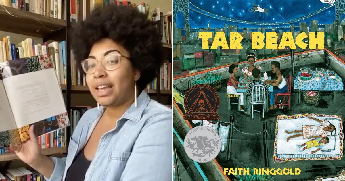 Activist Rachel Cargle Reads Aloud to Kids to Offer a Little Ease in These Heavy Times
