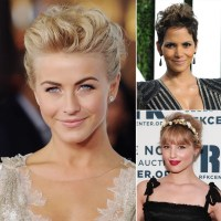 Pictures of Wedding Hairstyles For Short Hair