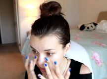 Ingrid Nilsen's How to Cover Acne Scars and Hyperpigmentation