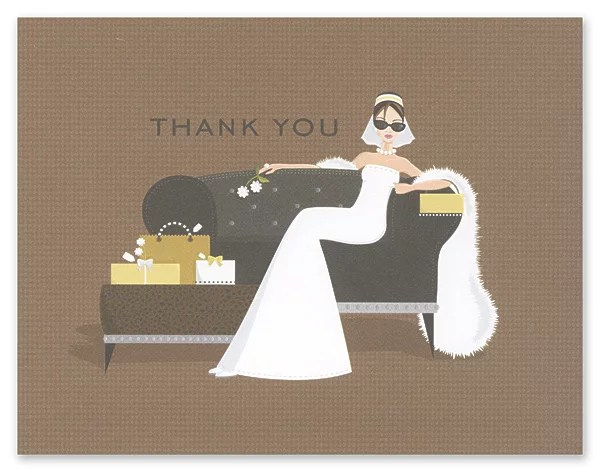 5 Modern Rules For Wedding Thank-You Notes | POPSUGAR Love & Sex