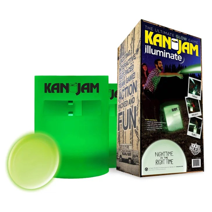 Kan Jam Illuminate Glow Game Set   588 Tween Gifts That Will Prove You Actually Know What's Cool   POPSUGAR Moms