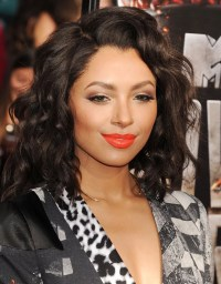 Kat Graham | Celebrity Hair and Makeup at the MTV Movie ...