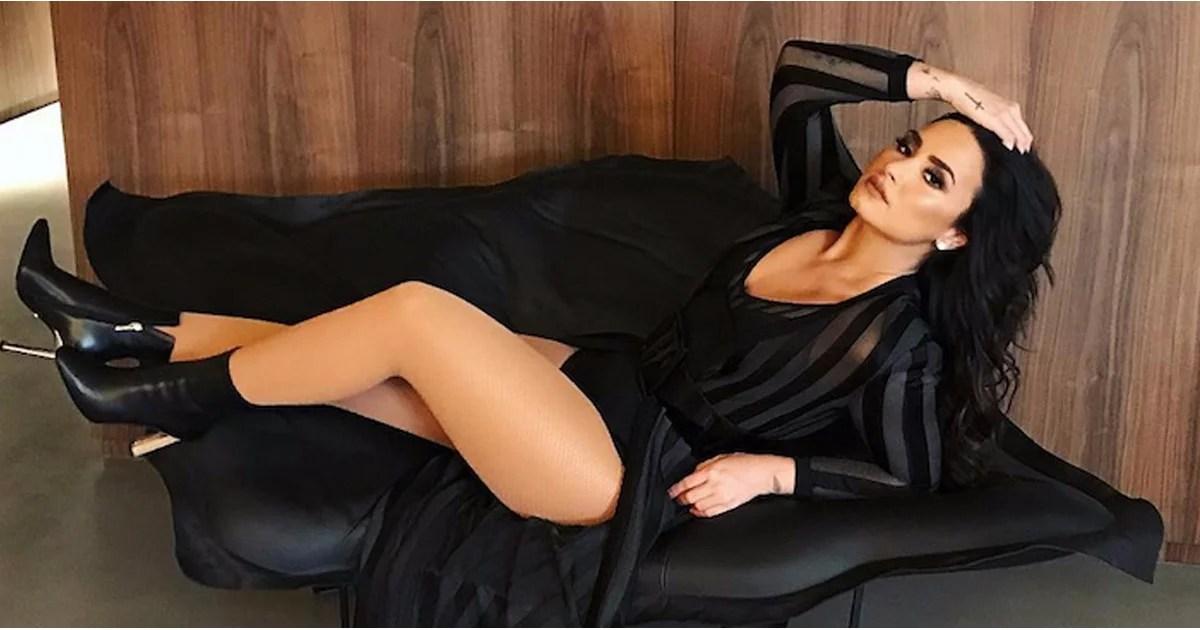 Demi Lovato Sexiest Instagram Pictures  POPSUGAR Latina