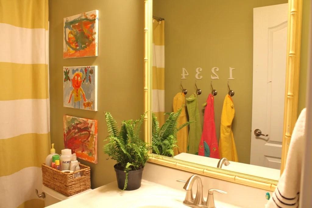 Kids Bathroom Decor Ideas  POPSUGAR Moms
