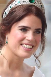 Princess Eugenie Wedding Hair and Makeup | POPSUGAR Beauty ...