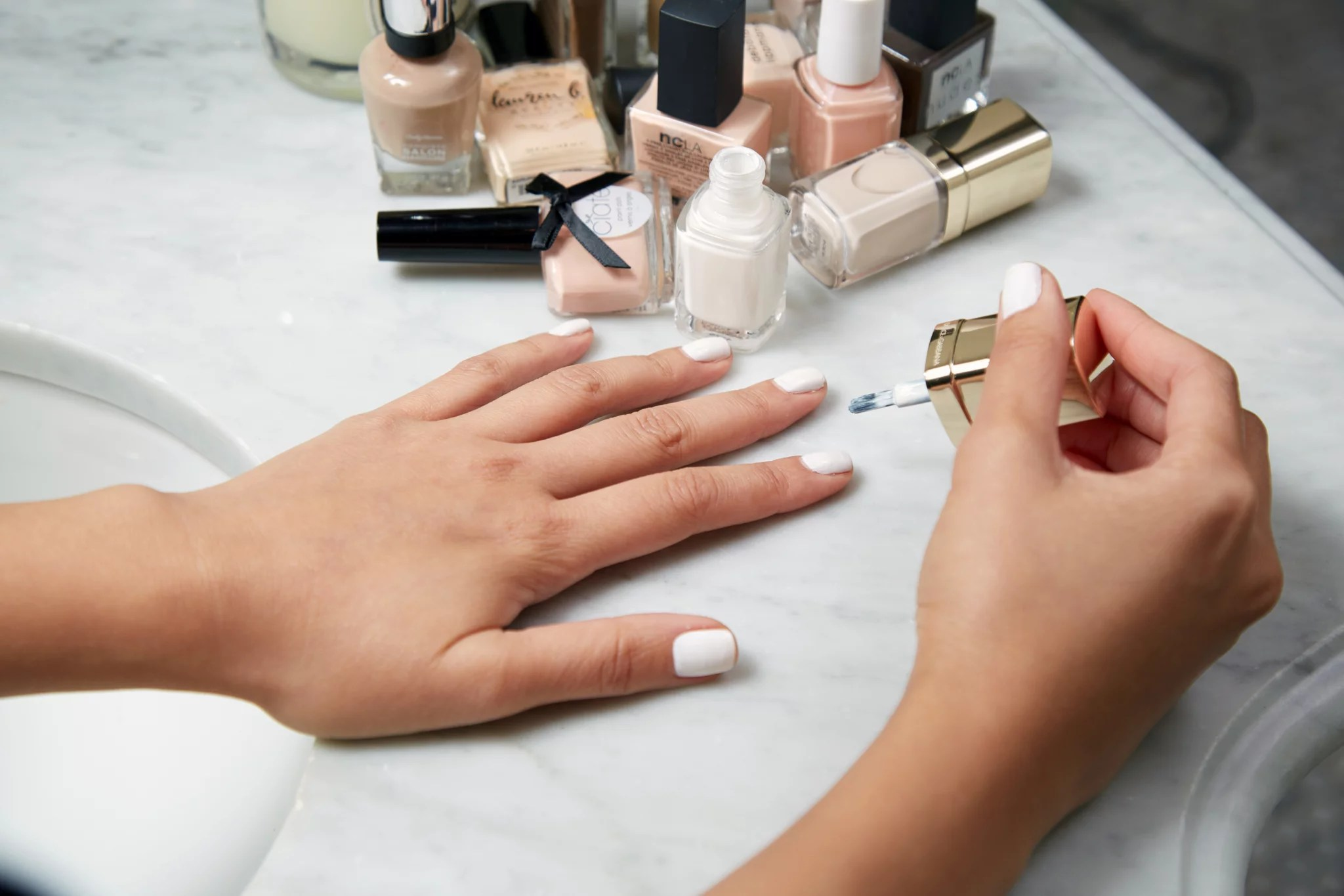 How To Clean Shellac Nails