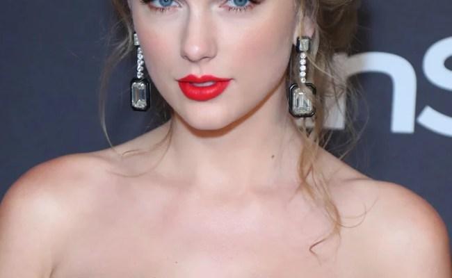 Taylor Swift At The 2019 Golden Globes Popsugar