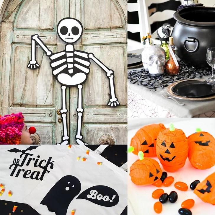 Halloween Decorating Ideas And Inspiration Popsugar Family