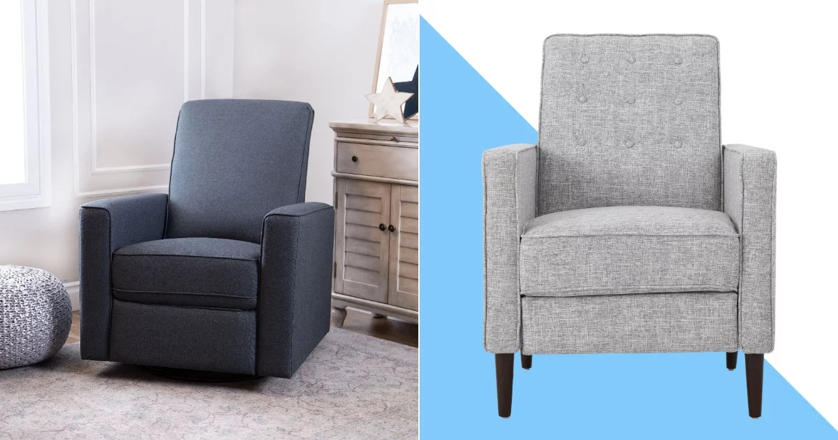 The 12 Most Plush and Comfortable Recliners You Can Buy Online