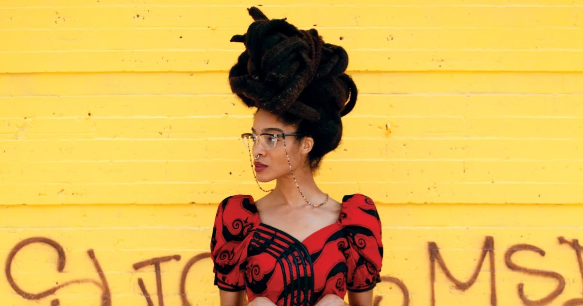 Photo of Seleen Saleh on Her Experience as a Black Woman Street Style Photographer