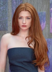 fiery cinnamon red hair color