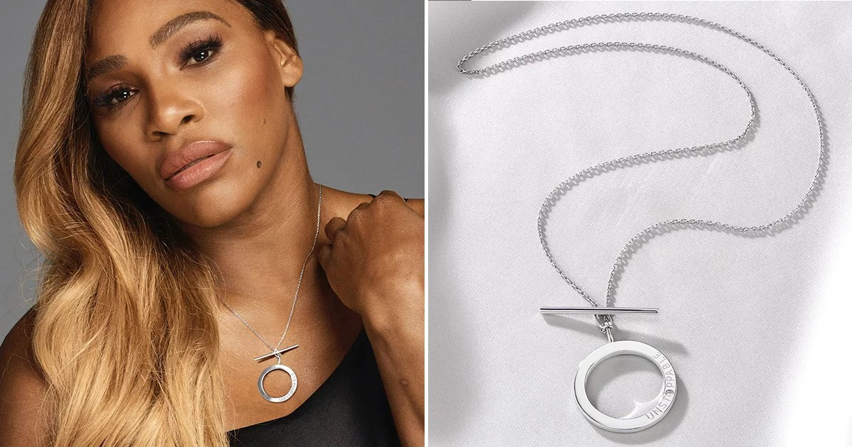Photo of Serena Williams Is Donating 100% of Profits From Her New Jewelry Collection to Black-Owned Businesses