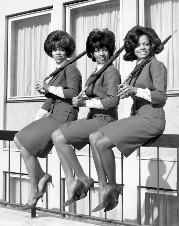 The Supremes' Bobs Hairstyles From The 1960s 2011 05 16 06 00 00