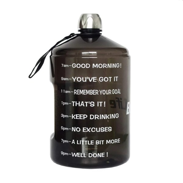 Buildlife 1-gallon Motivational Water Bottle Popsugar Fitness 2