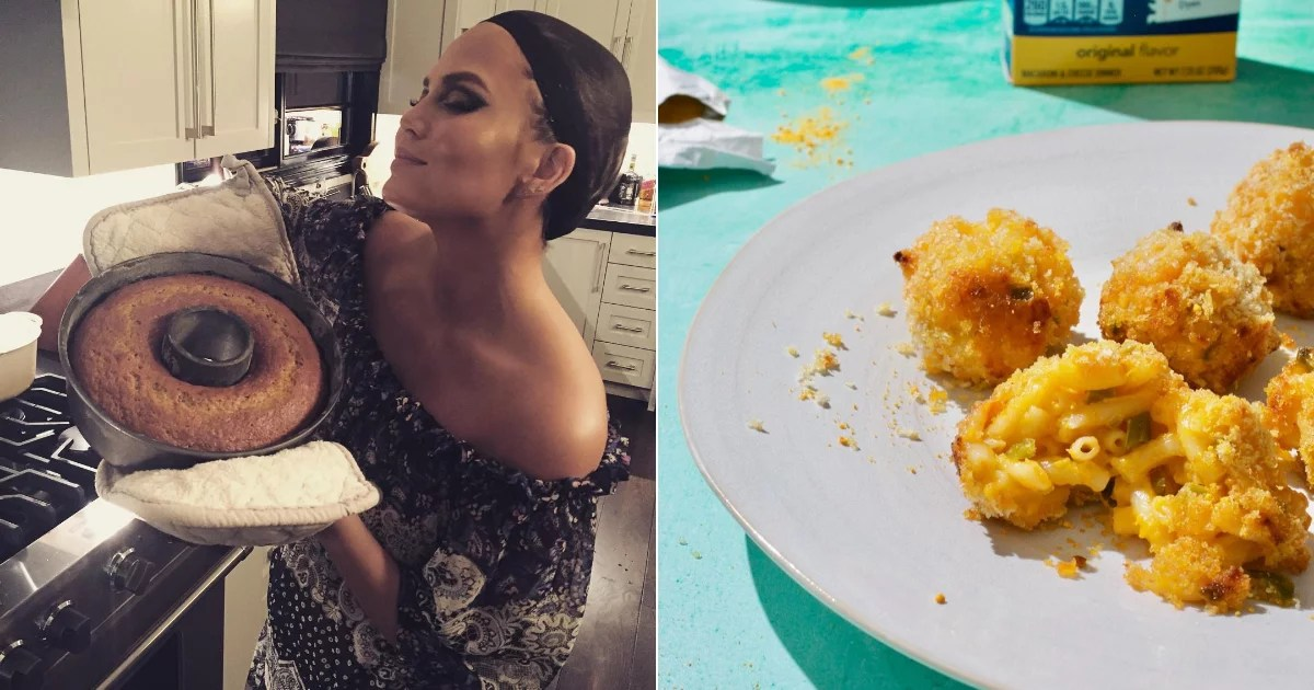 31 Things Chrissy Teigen Has Made on Instagram That Will Make Your Mouth Water