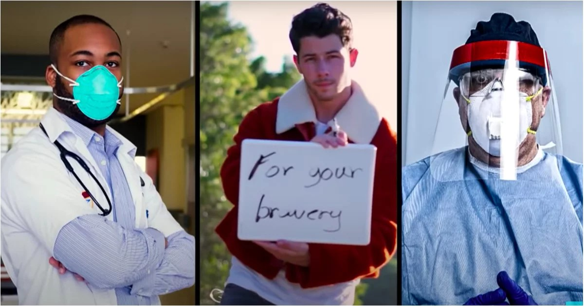 """Nick Jonas's New Single """"Until We Meet Again"""" Will Make You Want to Call Your Loved One"""