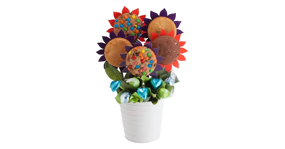 Cookie Bouquet 69 2014 Valentines Day Gift Guide