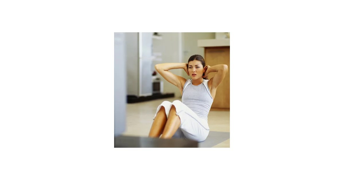 Exercise Routine While Watching TV  POPSUGAR Fitness