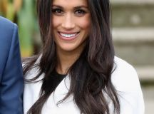 Let Us Now Praise Meghan Markle's Natural, Curly Hair images 0